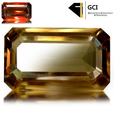 9.57Ct GCI CERTIFIED Eye Clean Quality Unheated Color Change Turkish Diaspore