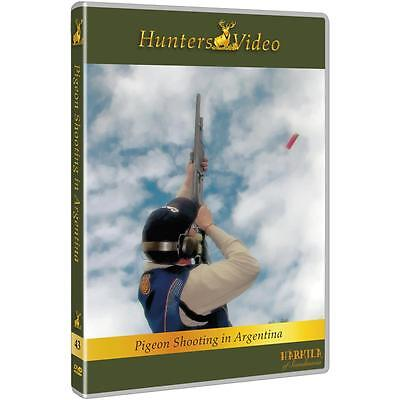 Hunters Video DVD Pigeon Shooting in Argentina