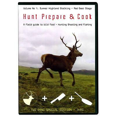 Napier Hunt Prepare Cook DVD by Mike Robinson