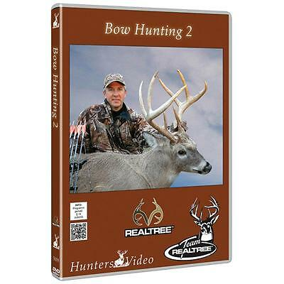 Hunters Video DVD other films Bow Hunting 2 DVD multi language