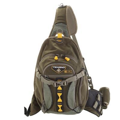 Tenzing 1140 Green Single Sling Archery Pack