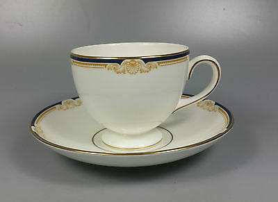Wedgwood Cavendish R4680 Tea Cup And Saucer (Perfect)