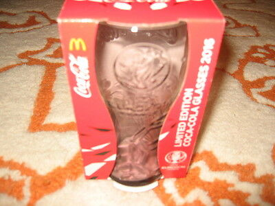 Coca Cola Glas/Glass: Limited Edition UEFA Euro 2016, pink