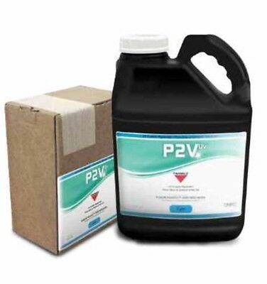 '10@6 Triangle Vutek P2V UV Curable Ink Yellow 5 Litre