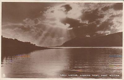 Loch Linnhe Looking West, FORT WILLIAM, Inverness-shire RP