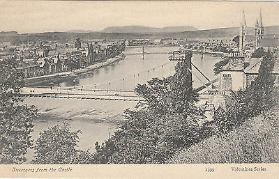Early View From The Castle, INVERNESS, Inverness-shire
