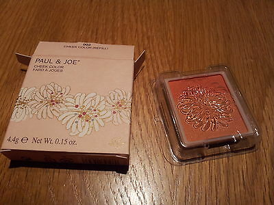 Paul & Joe Cheek color 003 refill