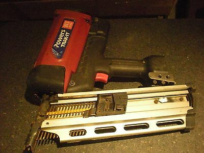 Powers Trak-it W3-21FRH Fasteners Cordless Framing Nailer *