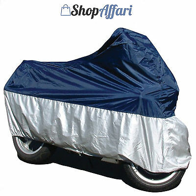 Telo Cover Coprimoto Xl Copri Moto Scooter Impermeabile Nylon Anti Ghiaccio Box