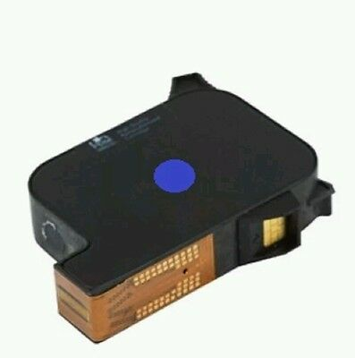 .1%3 MINI FP Replacement BLUE Franking Ink Cartridge - 42ml