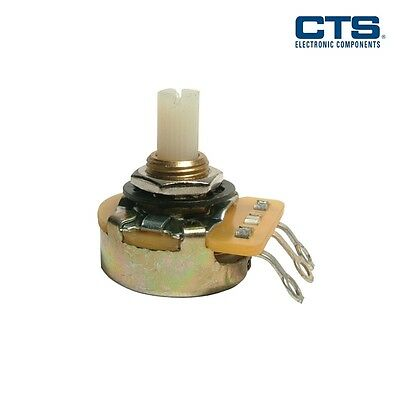 CTS Nylon Shaft Potentiometer (Various values) Fender Amplifiers