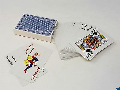 Professional Plastic Coated Playing Cards Family Friends  Poker Games Casino