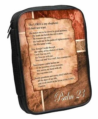 Psalm 23 The Lord is My Shepherd Bible Cover  NEW SKU 81406