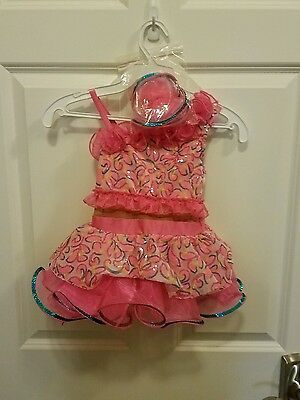 Tap or Jazz Youth Dance Costume