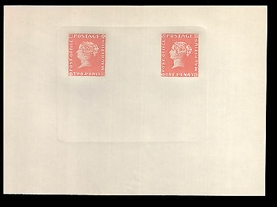 RARE Post Office Mauritius sheet, from Original Plate
