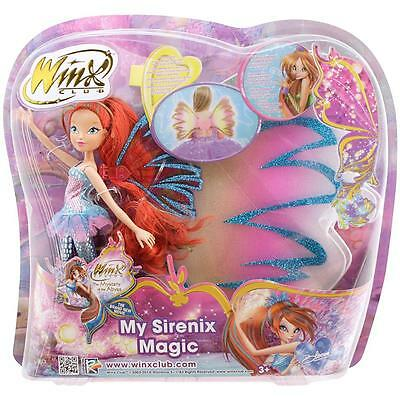 Winx My Sirenix Magic Bloom