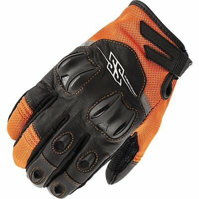 Speed And Strength Power And The Glory Vented Leather/Textile Gloves Motorcycle