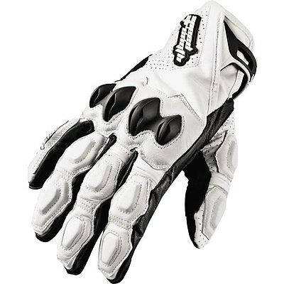 Speed And Strength Seven Sins Leather Gloves Motorcycle Race Gloves
