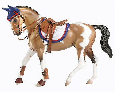 New Breyer Traditional English Riding Accessory Set (scale 1:9)