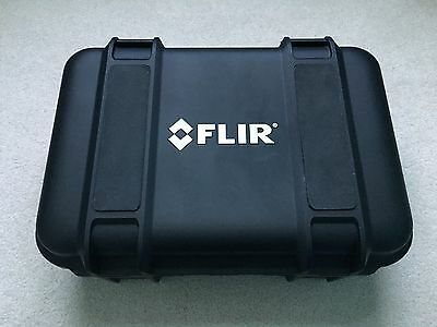 FLIR E40 upgraded to E60+ specs 320x240/MSX Focusable IR Thermal Imaging Camera