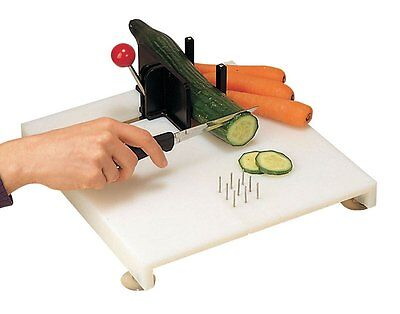 Swedish One-Handed Cutting Board 1 Hand Food Preparation holder aid 80501004 NEW