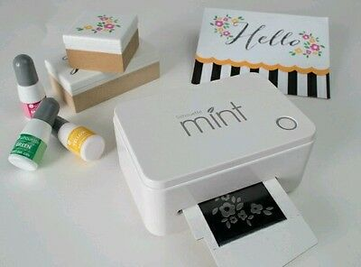 Silhouette MINT™ Custom Stamp Maker - make your own stamps