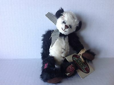 Ganz Cottage Collectibles Bear Li'l Panda with tag