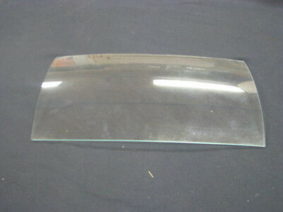 NATIONAL A38 CLEAR AD GLASS