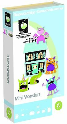 Cricut cartridge Mini Monsters