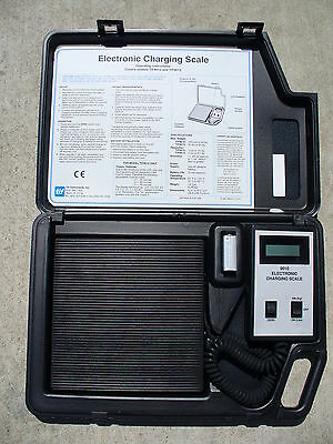 TIF Instruments TIF9010A Slimline Electronic Refrigerant Charging Scale--