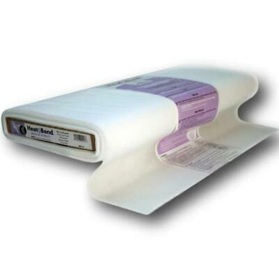 "Heat n Bond Non-Woven Medium weight Fusible Interfacing 20"" wide SOLD by .25 mtr"