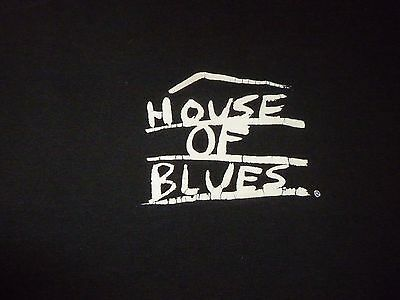 House Of Blues Shirt ( Used Size XL ) Good Condition!!!