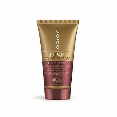 Joico K-pak Colour Therapy Luster Lock instant shine & repair treatment 50ml