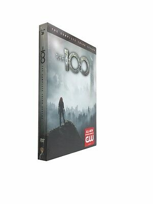 The 100  The Complete Third Season 1 (DVD, 2016, 3-Disc Set)