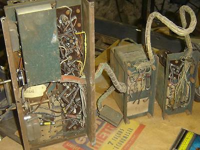 Vintage A.a.m.1928 ?tube Amplifier /radio Western Electric Era Uses 171 Output