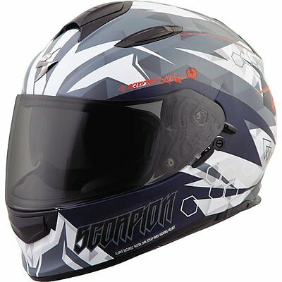 Scorpion EXO EXO-T510 Cipher Full Face Helmet Motorcycle Helmet