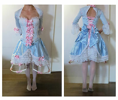 Designer Marie Antoinette Costume By Trashy USA Holly Marie ORIGINALS Range