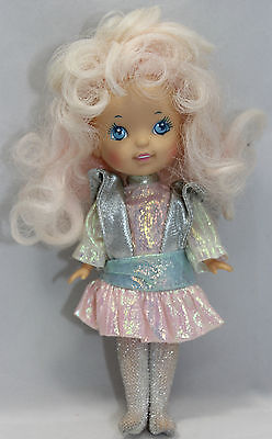 1986 Hasbro Moon Dreamers Crystal Starr Doll *As Is*