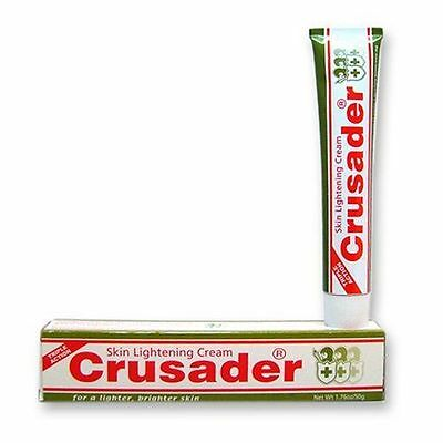 Crusader Skin Lightening Brightening Whitening Cream 1.76 oz