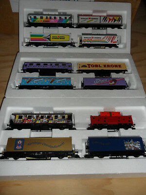 Fleischmann HO scale 3 x box sets old stock - Relocation Sale