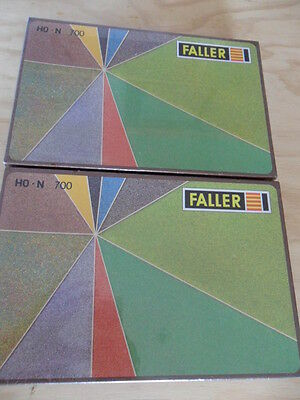 Faler HO and N scale 700 x 2 New old stock - Relocation Sale