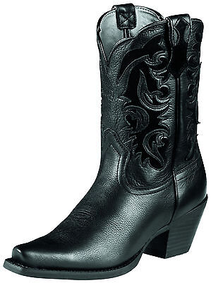 ARIAT - Women's Shada - Black Deertan - ( 10006753 ) - 6.0B - New