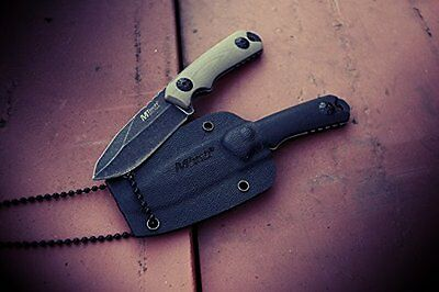 MTECH USA MT-20-30 4.75-Inch Overall Neck Knife