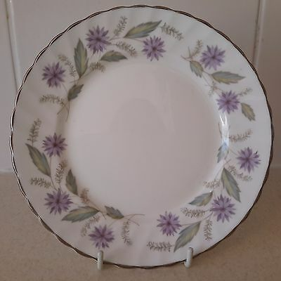 Vintage China Replacement Side Plate by Royal Adderley Charmaine Pattern