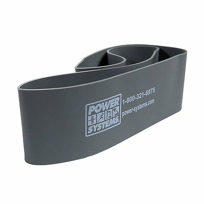Power Systems Versa-Loop Resistance Band (Ultra Heavy, Gray)