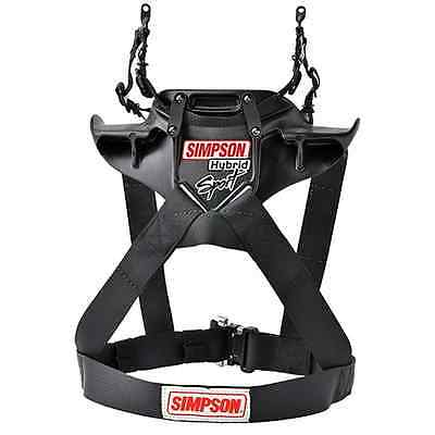 Simpson Hybrid Sport Youth/Xsmall/Child Head & Neck Restraint M6
