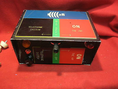 AFI  Host Broadcast Telephone interface Audio Facilities Inc UTC A-33 a33