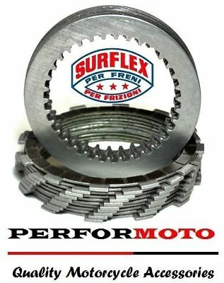 Surflex Complete Clutch Plate Upgrade Kit Triumph 1050 Speed Triple 05-14
