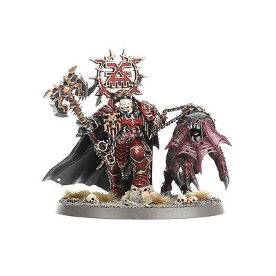 Mighty Lord Of Khorne Caos Aos Age Of Sigmar Warhammer En Matriz