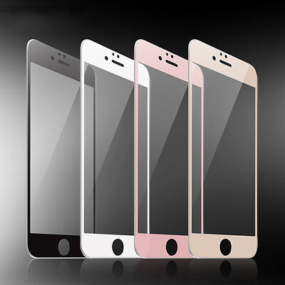 3D Full Coverage Tempered Glass Screen Protector for Apple iPhone 7 7+ 8 8 Plus